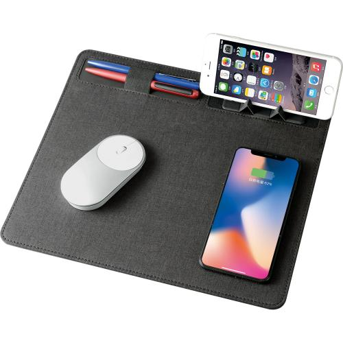 Wireless Şarjlı Mouse Pad